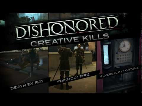 Dishonored - Creative Kills