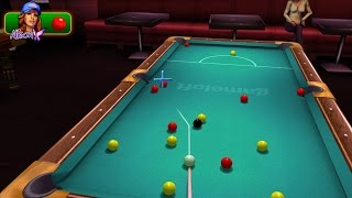 Wiiware Midnight Pool Wii Gameplay 1080p - 3D Pool Game