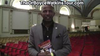 Brooklyn Came Out In MAJOR Support Of Boyce Watkins