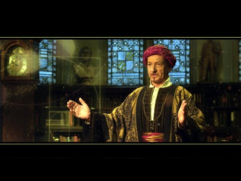 1001 Inventions and The Library of Secrets  starring Sir Ben Kingsley as AlJazari