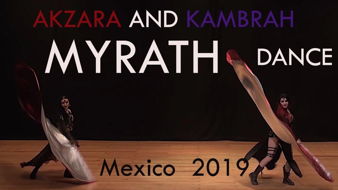 AKZARA Y KAMBRAH - Myrath - Dance 2019