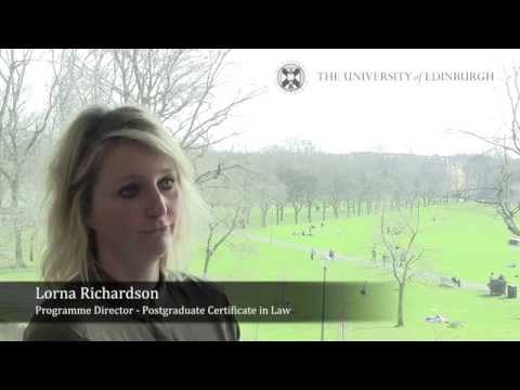Postgraduate Certificate in Law by online distance learning