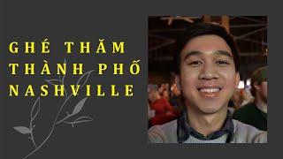 Đến Nashville Dự Sự Kiện Của YouTuber Du Lịch | Kara and Nate's 100th Country Party in Nashville