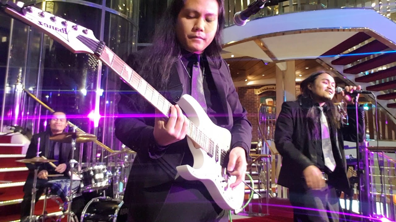 Heartache Tonight by The Eagles (Upgrade Band cover) - YouTube