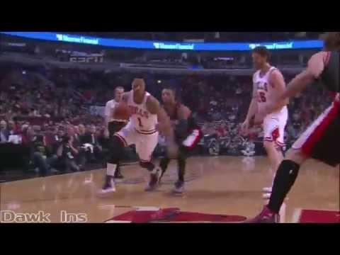 Derrick Rose 2014-15 Season Highlights (Live & Die In Chicago)