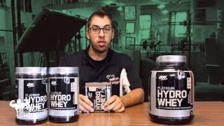 видео ON Platinum Hydro Whey