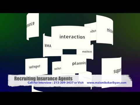 Recruiting Insurance Agents