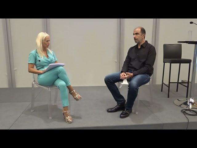 Χρίστος Γαλιλαίας - Καλοκαίρι στο Μέγαρο - Συνέντευξη StellasView.gr