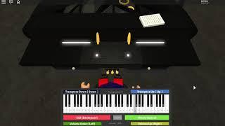 Ariana Grande - bad idea - Roblox Piano