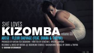 Abege : Fleur Sauvage (feat. Shana & Thayna)