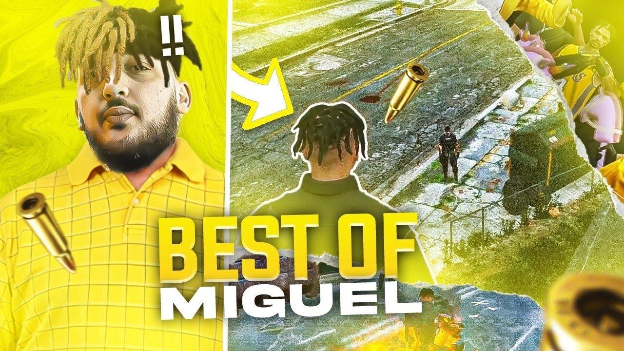 BEST OF SPÉCIAL: Miguel Raconté !