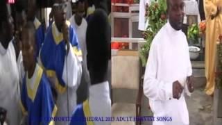celestial church of christ comforter cathedral akoka parish 1 2013 adult harvest songs