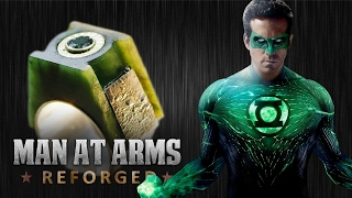 Green Lantern Power Ring - MAN AT ARMS: REFORGED