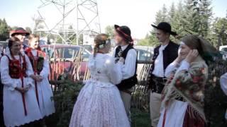 II Posiady Śpiewacze - obrzęd weselny 2016