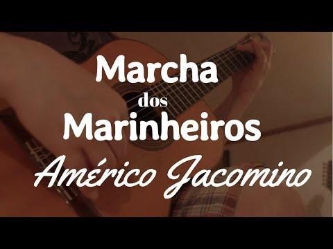 """""""Marcha dos Marinheiros"""" Américo Jacomino (Canhoto) - Fabio Lima"""