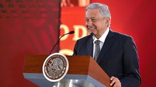 Abrirán expedientes que resguardaba el Cisen. Conferencia presidente AMLO