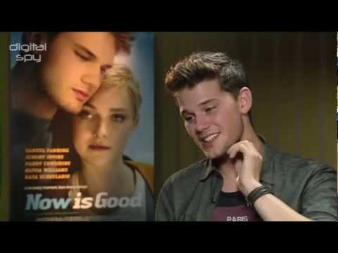 Jeremy Irvine 'Now Is Good' interview