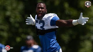 Colts Camp Day 9: Still No Darius Leonard