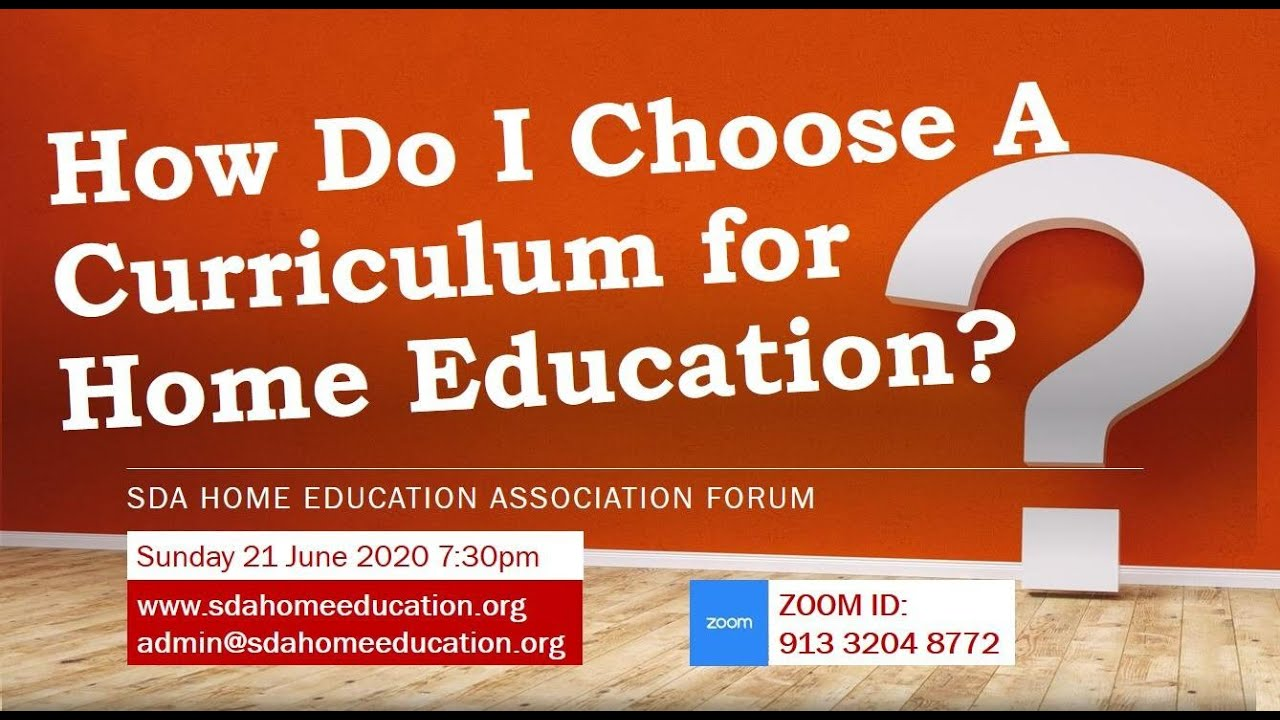 What Is The Best Curriculum To Use For Home Education