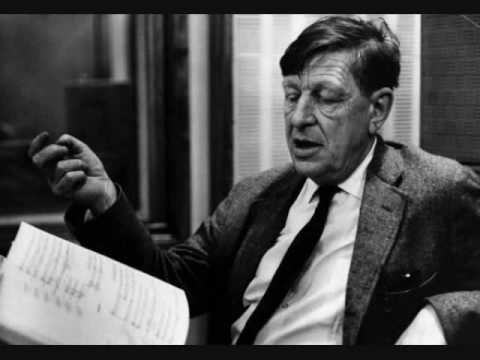 W.H. Auden, Under Which Lyre (A Reactionary Tract)