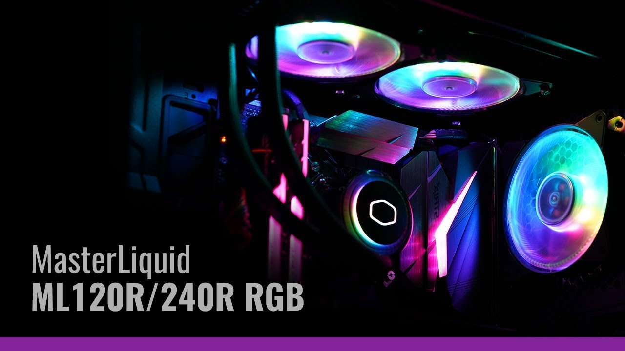 MasterLiquid ML240R RGB | Cooler Master