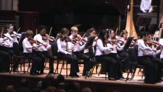 2016 JSYO Repertory - Toccata and Fugue in D Minor by Johann Sebastian Bach/arr Lopez