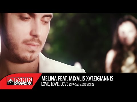 Melina Mammas - Love, Love, Love feat. Μιχάλης Χατζηγιάννης | Official Music Video