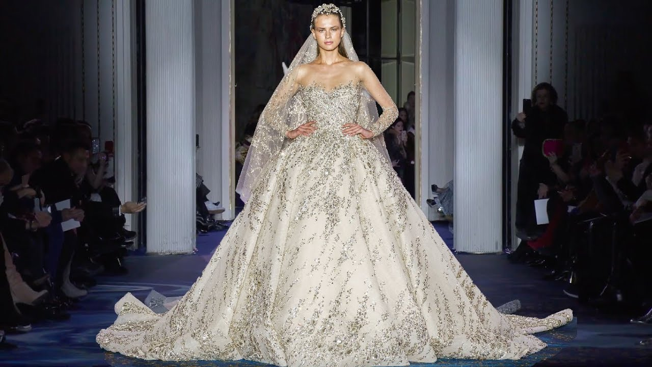 3aa8df955b65 Zuhair Murad - HD | Haute Couture | Spring/Summer 2019 - YouTube
