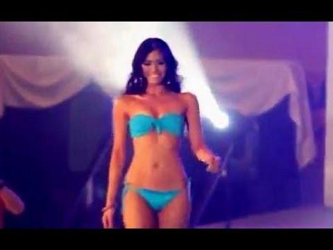 5739a72ac4f95 Bb. Pilipinas 2014 Press Presentation - Swimsuit Presentation - YouTube