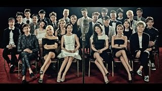 Groups of the JYP Entertainment (SACROSKPOP)
