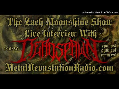 Deadspawn - 2020 Interview - The Zach Moonshine Show