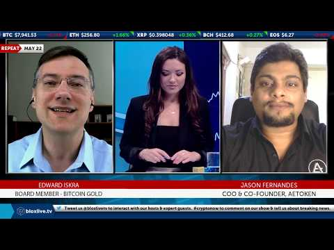 Crypto Now 5-22-BTC trades below $8,000, experts share their opinions on Craig Wright