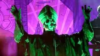 GHOST Majesty live in Copenhagen 14 November 2015 Excellent sound & footage