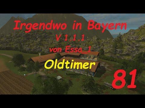 LS 15 Irgendwo in Bayern Map Oldtimer #81 [german/deutsch]