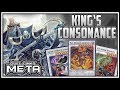 NEW! King's Consonance! Summon Your FAVORITE Synchro! [Yu-Gi-Oh! Duel Links]