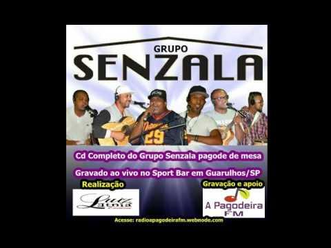 CD Completo do Grupo Senzala pagode de mesa ao vivo   Radio A Pagodeira FM