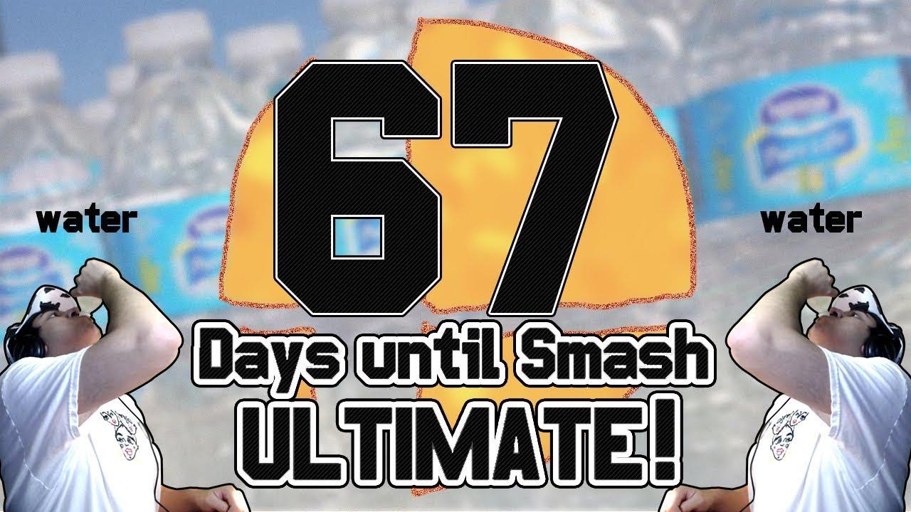 67 Days Until Smash Ultimate