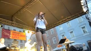 Monika Bagárová - Šunen Man - RnB Band