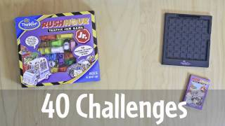How To Play: Rush Hour Jr. - by ThinkFun