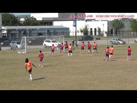 Sports filming services - Dynamo vs Spring May 7 2017 game