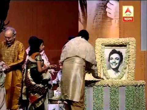 CM Mamata at  film award ceremony on Uttam Kumar's death anniversary