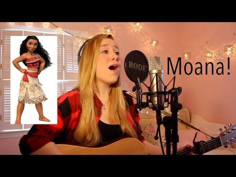 MOANA - How Far I'll Go *EMOTIONAL*...