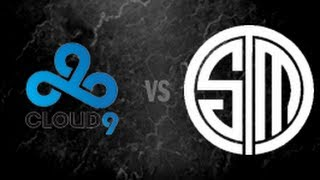 C9 vs TSM - 2014 NA LCS Playoffs Finals G3