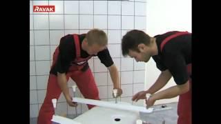 Jak instalovat koupelnovou vanu