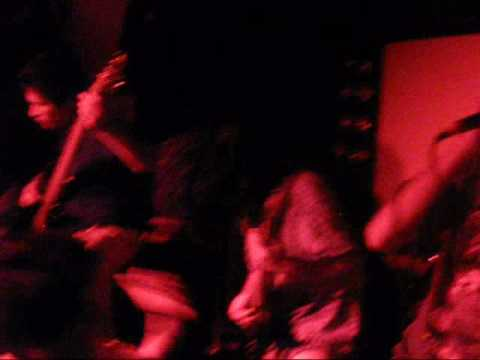Craneotomy - The God Of Spinosa @ Pungent Show