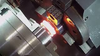 Interesting Engineering   How friction welding works