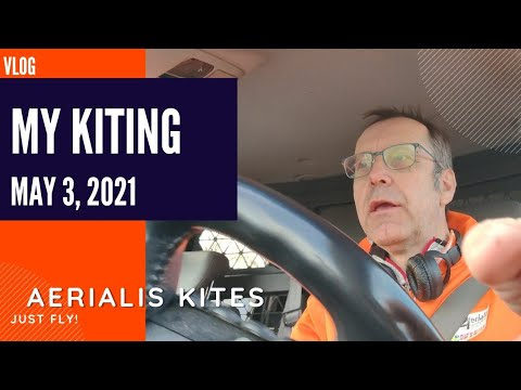 My Kiting - May 3rd 2021 - What to do today then?