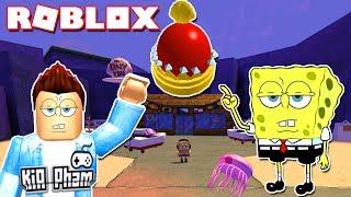 Roblox | GO FIND The CROWN Of KING NEPTUNE-The Spongebob Movie Adventure | Kia Breaking