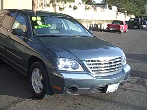 2005 Chrysler Pacifica Touring >> 2005 Chrysler Pacifica Touring Very Well Equipped