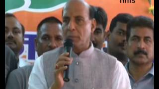 Rajnath Singh Visits Lucknow Promises To Deliver